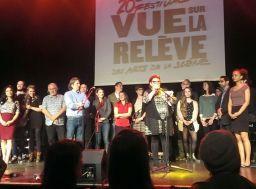 HARRYPLUSTONIO récompensé par Pop Montreal à Vue sur la relève!
