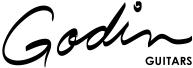 Godin logo new blk
